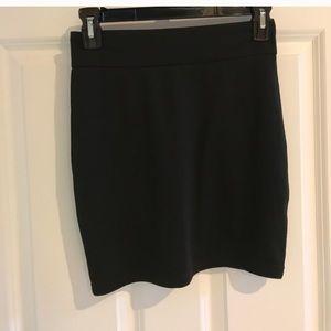Tobi Wild Child body con skirt NWOT